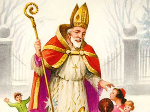Welcome to St. Nicholas Day